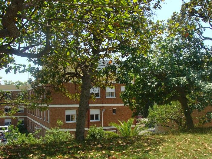 Residència geriàtrica Institut del Desert de Sarrià