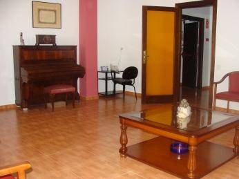 Sala de visites